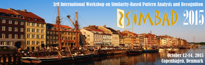 3rd International Workshop on Similarity-Based Pattern Analysis and Recognition
